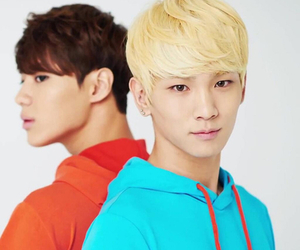 key, SHINee, and Taemin image