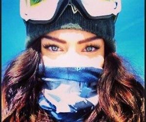 ski and eyes image