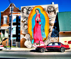 mexico, Virgin Mary, and love image