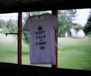 keep calm and carry on and photography image