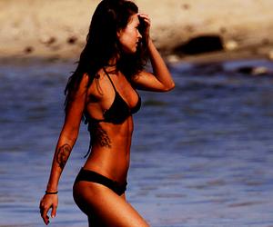 bikini, Hot, and girl image