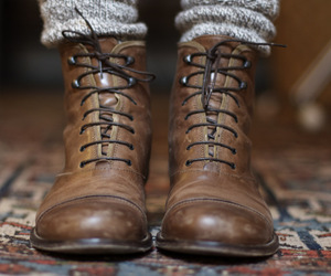 boots, shoes, and winter image