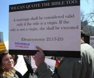bible, quote, and gay rights image