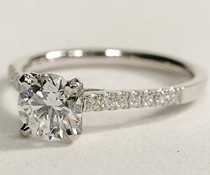 beautiful, diamond, and diamond ring image