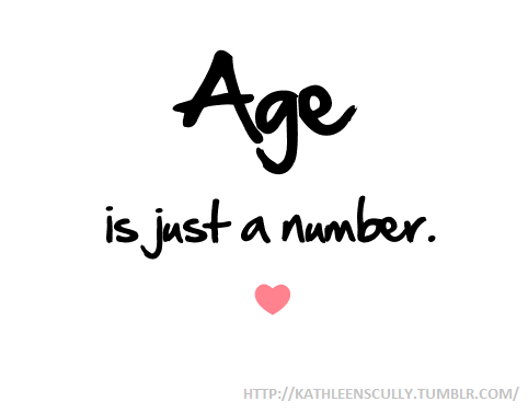 Does age really matter when dating