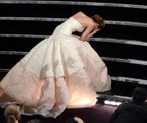 Jennifer Lawrence, oscar, and dress image