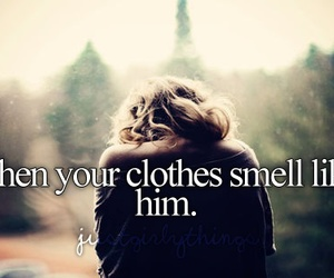 love, clothes, and him image