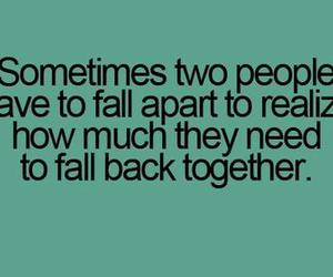 fall apart, green, and quotes image