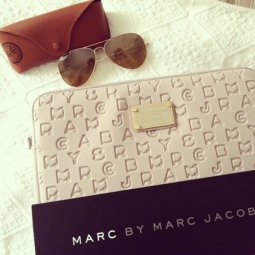 fashion, marc jacobs, and rayban image