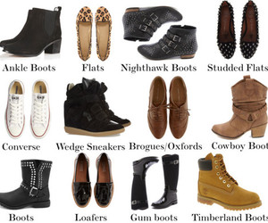 boots, converse, and cowboy image