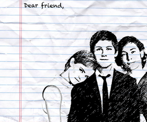 charlie, emma watson, and the perks of being a wallflower image