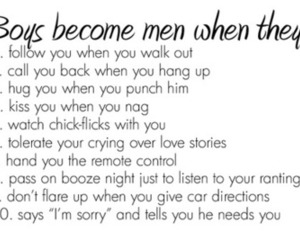 boy, men, and quotes image
