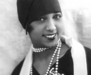 josephine baker, 1920s, and vintage image