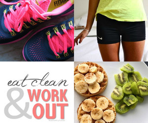 fitness, workout, and healthy image