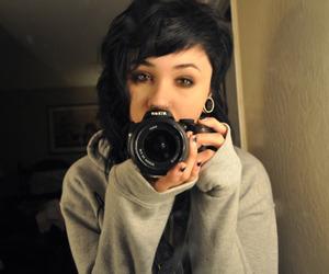 girl, -uhhleeseeuhh, and camera image