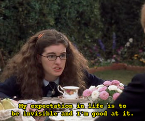 princess diaries and Anne Hathaway image