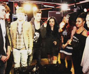 little mix and union j image