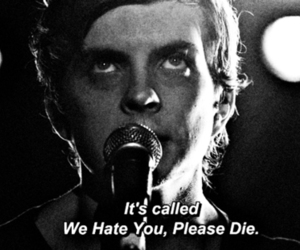 scott pilgrim, die, and hate image