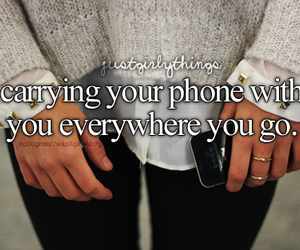 phone, iphone, and quotes image