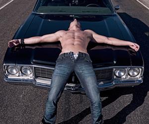 supernatural, Jensen Ackles, and Hot image