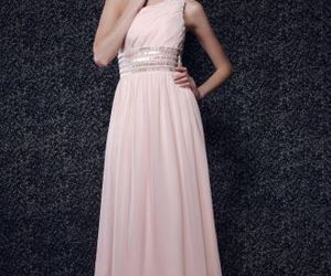 dresses, fashion, and Prom image