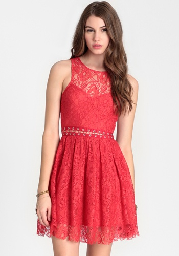 Hair Clothes Shoes Accessories And Jewelry Coral Red