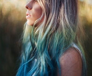 beautiful, girly, and hairstyles image