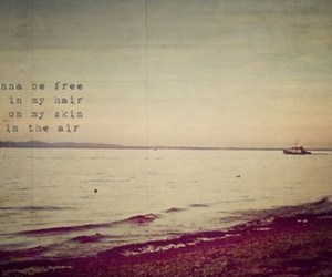 summer, quote, and free image