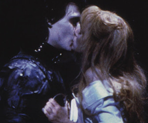 couple, gorgeous, and kiss image