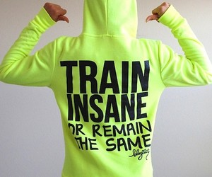fitness, train, and workout image