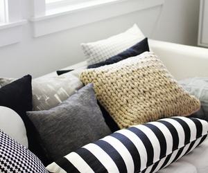 home, pillow, and interior image