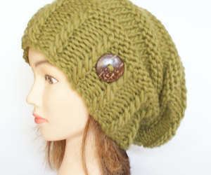 button, hats, and slouchy image