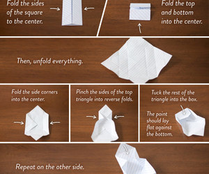 diy, origami, and box image