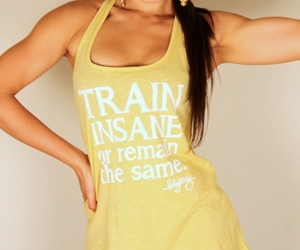 fitness, motivation, and train image