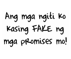 fake, pinoy, and promise image
