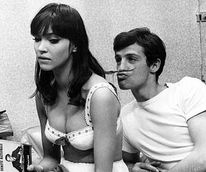 60s, love, and anna karina image