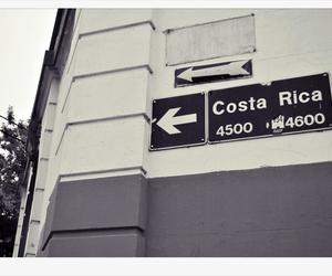 costa rica and street image