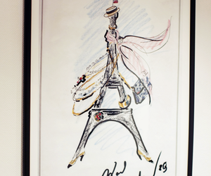 cool, eiffel tower, and fashion image