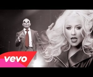 christina aguilera, dance, and music image