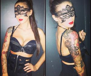costume, fashion, and girl image