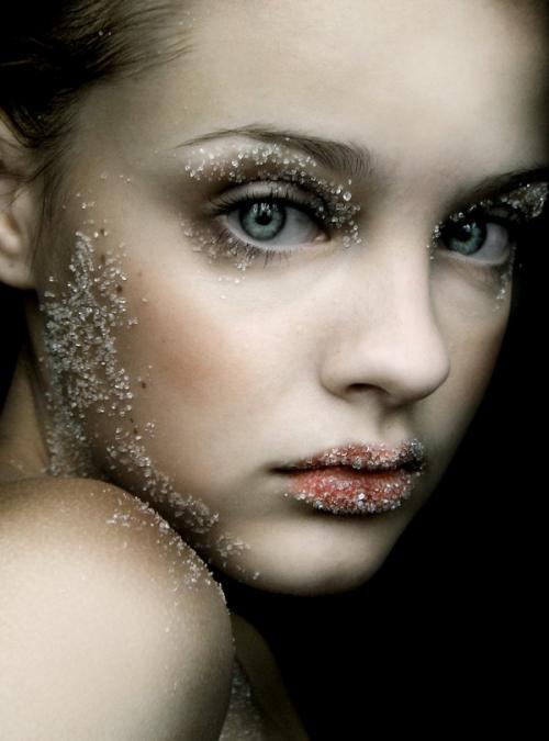 sugar, eyes, and face image