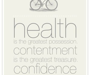 health, quote, and confidence image