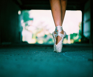 ballet and perfect image