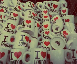 london, i love london, and england image