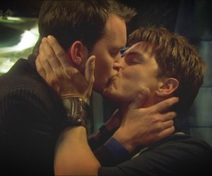 john barrowman, torchwood, and jack harkness image