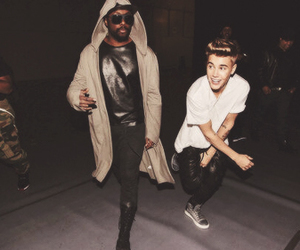 justin bieber, bieber, and will.i.am image