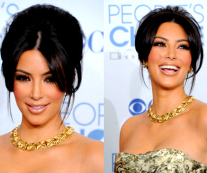 kim kardashian and pretty image