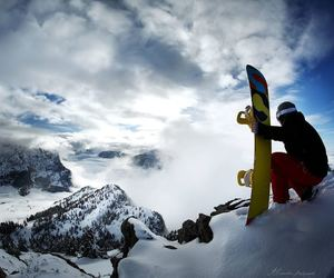 awesome, sports, and winter image