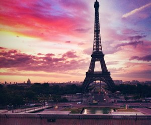 paris, beautiful, and photography image