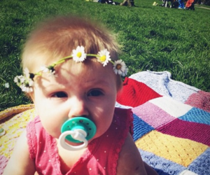 baby lux and cute image